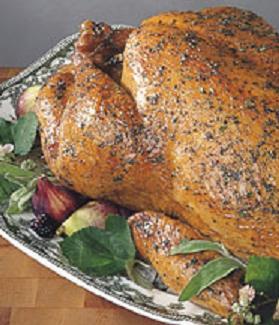 Roasted Herbed Turkey